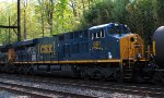 CSX ES44AH 991 in YN3b on Q418-21